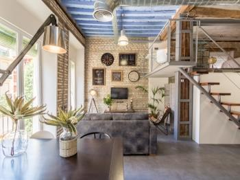 Loft cathedral